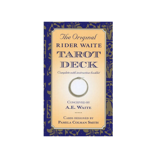 Holistic Shop - Original Rider Waite tarot deck - Semaine