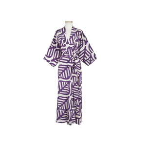 Medium olatz silk kimono