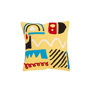 Medium atelier bingo pillow