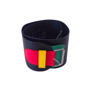 Medium jc de castelbajac leather belt
