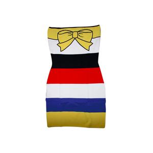Medium jc de castelbajac multicolour viscose dress