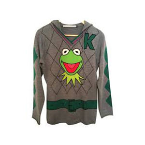 Medium kermit sweater