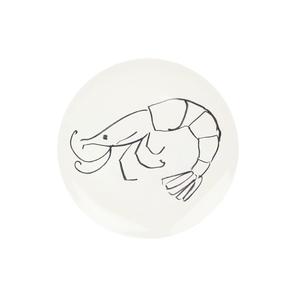 Medium luke edward hall prawn plate