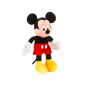 Medium mickey mouse mini bean bag soft toy