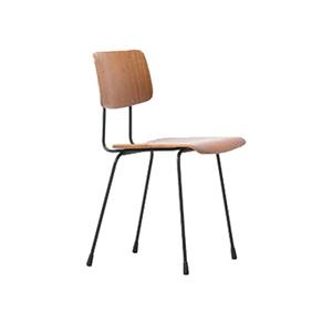 Medium dutch 1262 chair by a r cordemeijer for gispen  1959