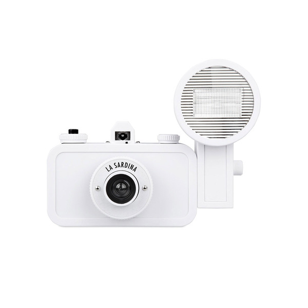 Large camera white