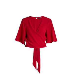 Medium ellery dalliance wrap top