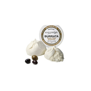 Medium maplebrook farm 3 flavor burrata sampler