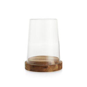 Medium ellery hurricane candle holder
