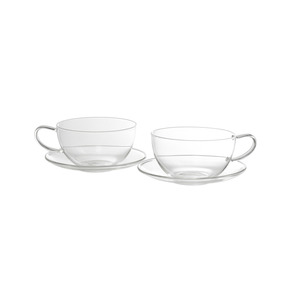 Medium tribecca glass cups