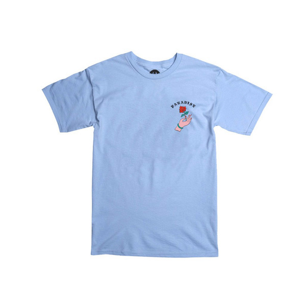 Large paradis3 compliments of paradise tee