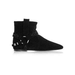 Medium isabel marant e toile ralf suede ankle boots