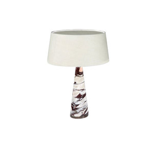 Medium claudia schiffer 2016 rose uniacke the marble cone lamp