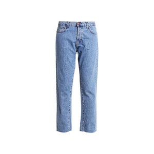 Medium current elliott straight leg jeans