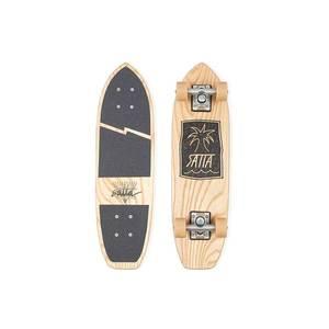 Medium palm jazz   wooden cruiser board