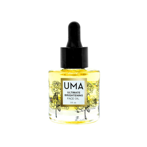 Medium uma brightening face oil
