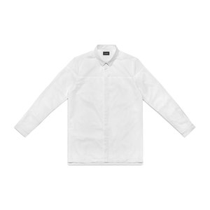 Medium stampt white mesh over ls bd 1