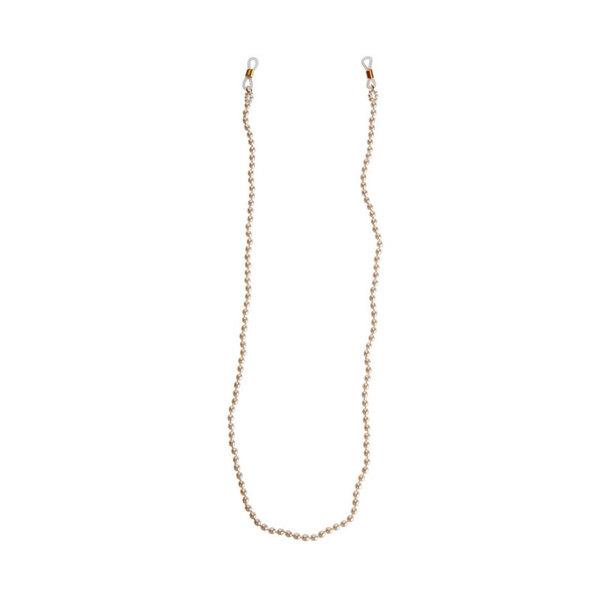 Large lucy folk shapeshifter eyewear chain br pearl