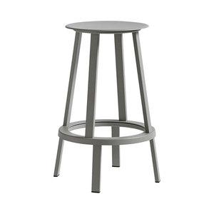 Medium revolver stool