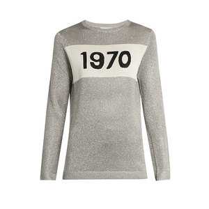 Medium bella freud 1970 sparkle sweater