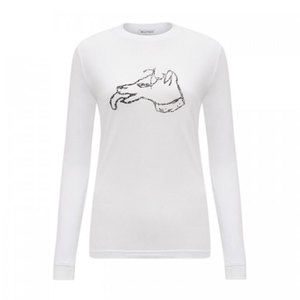 Medium bella freud dpg tshirt long sleeved