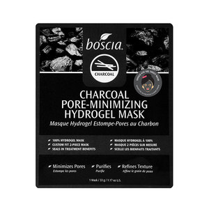 Medium boscia charcoal face mask