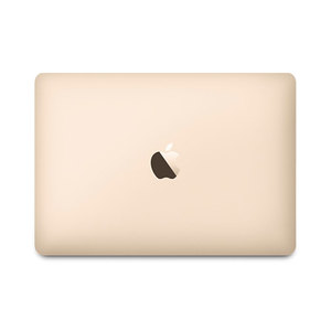 Medium gold macbook