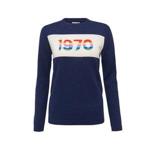Medium bella freud rainbow 1970 jumper