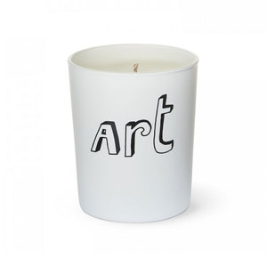 Medium bella freud art candle