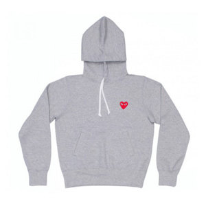 Medium cdg play hoodie dover street market