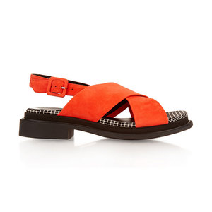 Medium robert clergerie calientex suede sandals