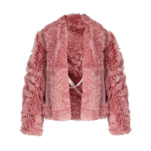 Medium sies marjan tigrado shearling jacket matches
