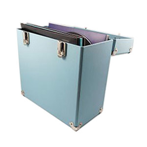 Medium musicroom   protelx limited gpo vinyl case   blue