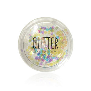 Medium re touched glitter from topshop