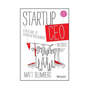 Medium start up ceo book