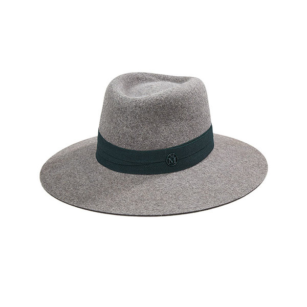 MAISON MICHEL - Rabbit felt hat - Semaine 3c6c9a749