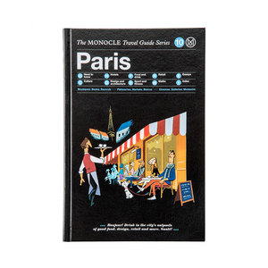 Medium monocle travel guide paris monocle