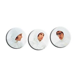 Medium woody allen badges etsy