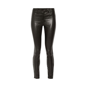 Medium j brand 8001 leather skinny pants
