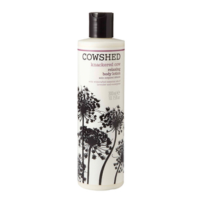Medium cowshed knackered cow relaxing body lotion  300ml