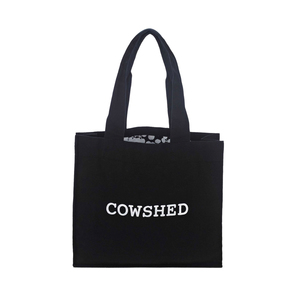 Medium cowshed reversible shopper bag