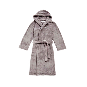 Medium house robe  grey