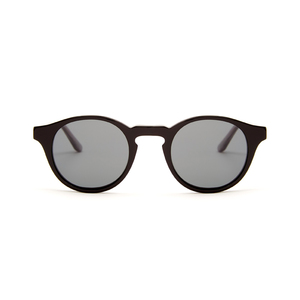 Medium bottega veneta round frame acetate sunglasses