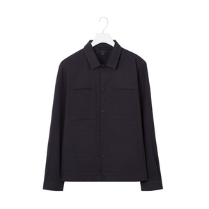 Medium cos cotton shirt jacket