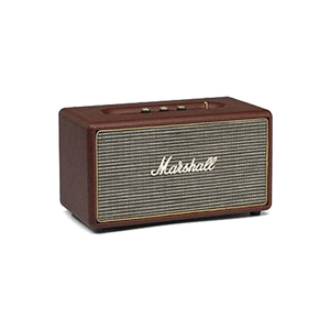 Medium marshall stanmore brown bluetooth active speaker amazon