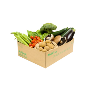 Medium able cole small very veggie veg box