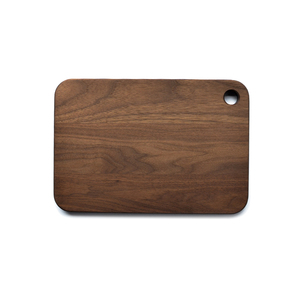 Medium walnut cutting board trnk