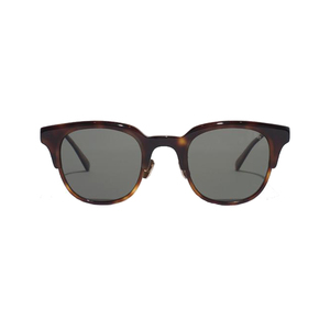 Medium man of the world eyevan 7285 acetate clubmaster sunglasses tobacco alt1 grande