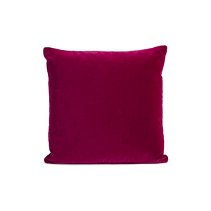 Medium monroe square cushion  berry