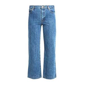 Medium large matches sailor high rise cropped jeans apc copy